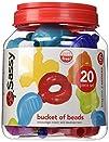 Sassy Bucket Of Beads