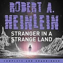 Stranger in a Strange Land | Livre audio Auteur(s) : Robert A. Heinlein Narrateur(s) : Martin McDougall