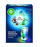 Air Wick Colour Change Candle Turquoise Oasis 140 ml (Pack of 3)