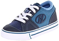 Heelys Flint Skate Shoe (Little Kid/Big Kid),Navy/Blue/White,3 M US Little Kid