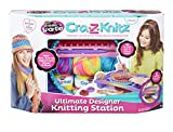 Cra-Z-Art Shimmer and Sparkle Cra-Z-Knitz Ultimate Design Set by Character Options
