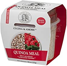 Quinoa Meal Spicy Jalapeno and Roasted Peppers 790 Ounces Case of 6