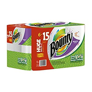 Bounty Huge Roll [Amazon Frustration-Free Packaging]