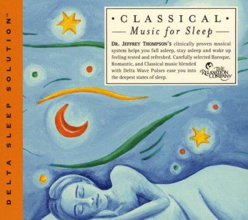 Classical Music to Sleep. Dr. Jeffrey Thompson's Delta Sleep Solution