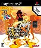 Dance Dance Revolution X w/Dance Pad - PlayStation 2