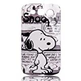 Cute Snoopy Partern Hard Case Cover for Galaxy S3 i9300