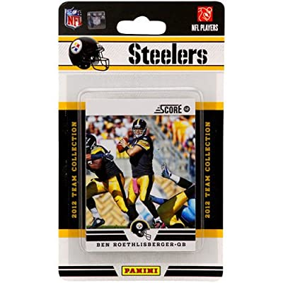 NFL Pittsburgh Steelers 2012 Score Team Set