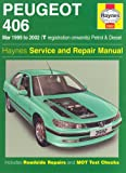 Peugeot 406 Petrol and Diesel Service and Repair Manual: March 99-2002 (Haynes Service and Repair Manuals)