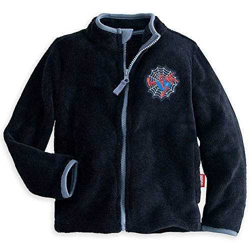 Disney Marvel Authentic Spiderman Kids Boys Fleece Sweater - Size 2
