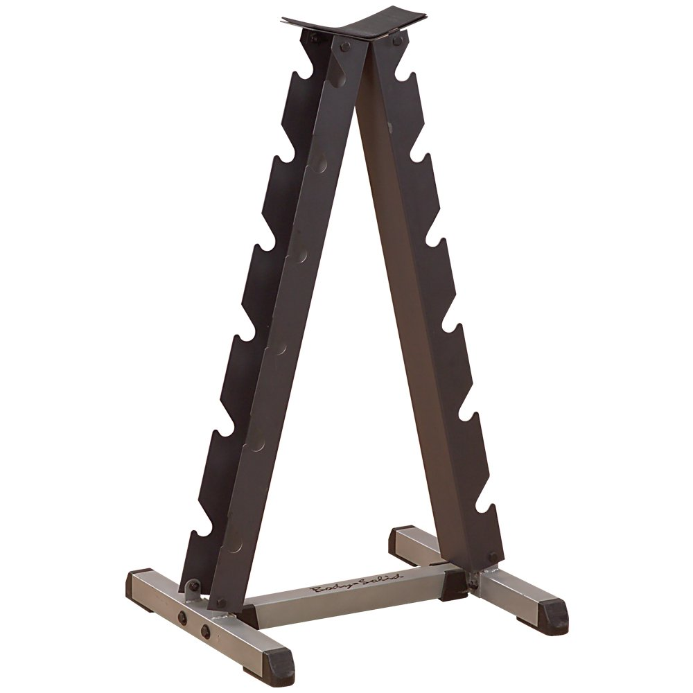 Body Solid 2-Tier Vertical Rack