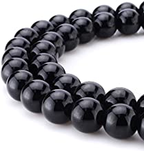10mm black onyx agate round beads 16quot strand