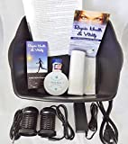 NEW AND IMPROVED MODEL! Ion Spa Detox Foot Spa System for Home Use. FREE FOOT BASIN! 1 Year Warranty!