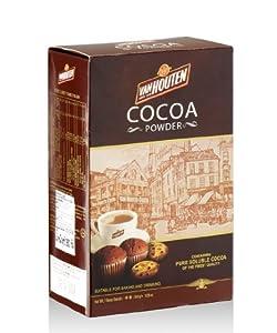 Amazon.com : Van Houten the Original Cocoa Powder 12.34 Oz. (350g) : Baking Cocoa : Grocery