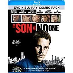 The Son of No One [Blu-ray/DVD Combo]