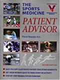 img - for The Sports Medicine Patient Advisor Paperback April, 2004 book / textbook / text book