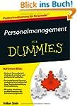 Personalmanagement f�r Dummies (Fur D...