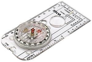 Silva Kompass 'Expedition' 54 mit Prismen Peilung