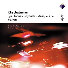 Khachaturian : Spartacus Suite No.1 : II Introduction, Dance of Aegina & Harmodius