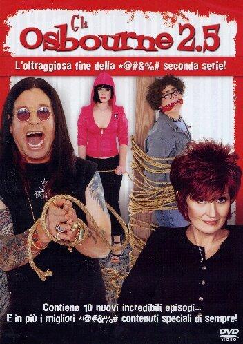 Gli Osbourne 2.5Stagione02Episodi01-10 [2 DVDs] [IT Import]