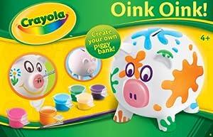 Crayola Piggy Bank