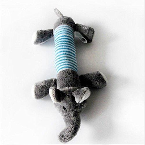 Kauenspielzeug Haustier Spielzeug Kauen Ente Hunde Welpen Plüsch Chew Quietsche Squeaky 22cm günstig kaufen