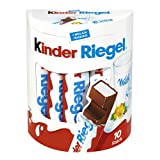 Kinder Riegel , 4er Pack (4 x 210 g Packung)von &#34;Kinder&#34;