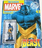 Various Classic Marvel Figurine Collection 16 The Beast (Classic Marvel Figurine Collection)