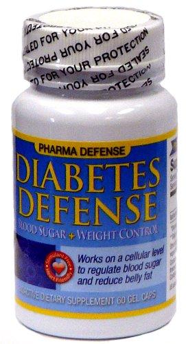 Diabetes Defense - 60 Caps