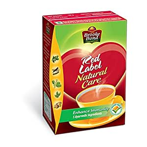 Red Label Natural Care Tea Bags