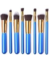 Pinceaux de Maquillage Pro pour Femme Set Accessoires CosmšŠtique Kit SoiršŠe