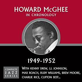 Complete Jazz Series 1949 - 1952
