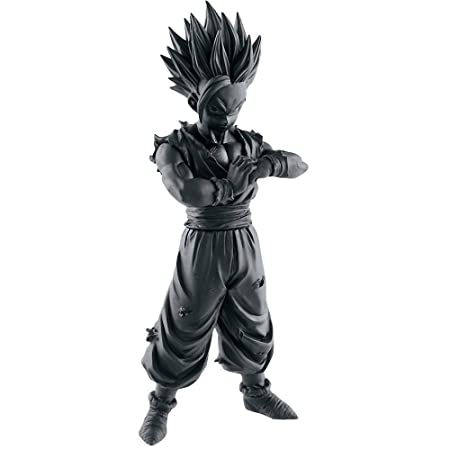 Dragon Ball Z Resolution of Soldiers vol.4 Gohan black color ver.