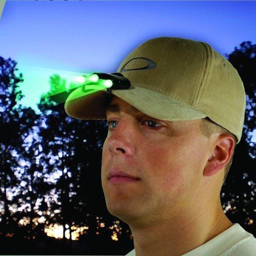 Cyclops Cyc-Hc1-G Orion Led Hat Clip Light, Green