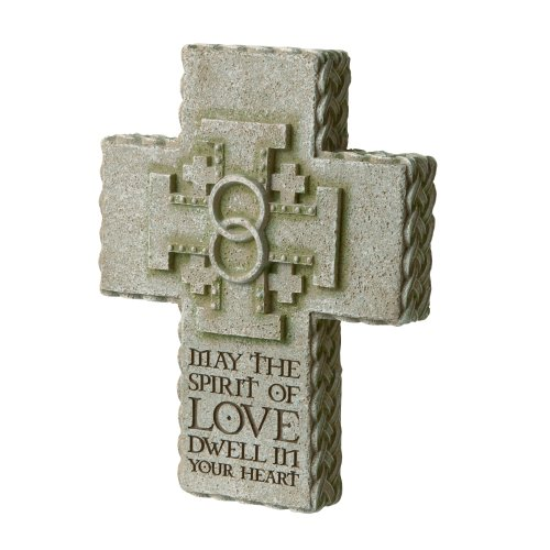 Grasslands Road Spirit Of Love Cross, 7-Inch, 3-Pack