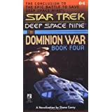 The Dominion War: Sacrifice of Angels v. 4 (Star Trek: Deep Space Nine)by Diane Carey