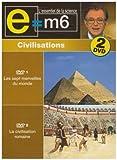 echange, troc E=M6 : Civilisations - Coffret 2 DVD