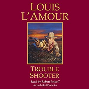 Trouble Shooter Audiobook