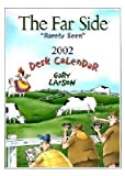"The Far Side ""Rarely Seen"" 2002 Desk Calendar (0740715747) by Larson, Gary"