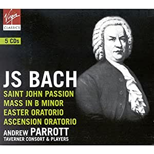 Johannes-Passion/Messe in B