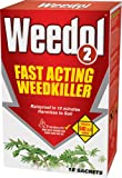 Weedol 2 18 Sachets Granular Concentrate Weedkiller