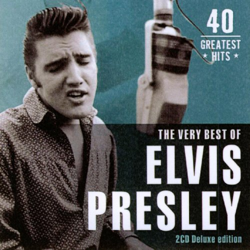 Elvis Presley - 40 Greatest - (Arcade ADEP 12) - B4 - Zortam Music
