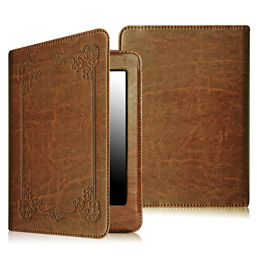 fintie-folio-case-for-kindle-paperwhite-the-book-style-pu-leather-cover-auto-sleep-wake-for-all-new-