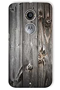 IndiaRangDe Hard Back Cover FOR Motorola Moto X2 (X 2nd Gen)