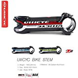 Generic Red 100mm : 2017 Hot Ullicyc Sale Aluminum Alloy & Carbon Bicycle Stem Road Bike Lightweight MTB Stem...