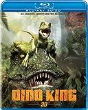 Dino King 3D [Blu-ray 3D + Blu-ray]