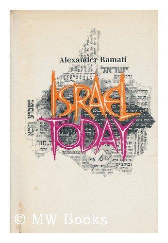 Israel Today, Alexander Ramati