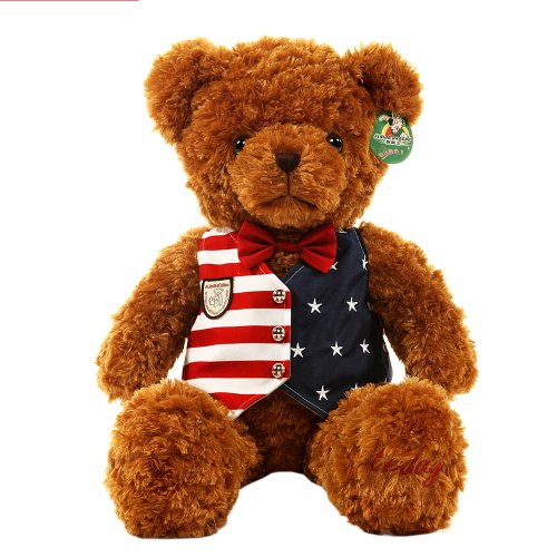 70Cm Stuffed Animals Classic Teddy Bear For Boys Personalized Gifts front-612220