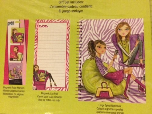 Totally Me! Stationery Gift Set - LOL by Toys R Us
