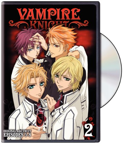 Vampire Knight DVD 2