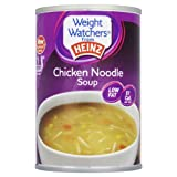 Heinz Weight Watchers Chicken Noodle Soup 295 g (Pack of 12)